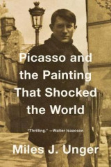 Omslag - Picasso and the Painting That Shocked the World