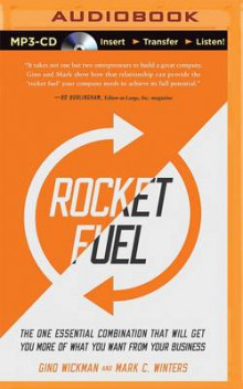Rocket Fuel av Gino Wickman (Lydbok-CD)