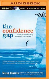 The Confidence Gap av Russ Harris (Lydbok-CD)