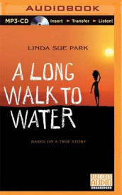 A Long Walk to Water av Linda Sue Park (Lydbok-CD)