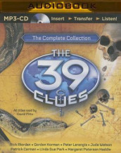 The 39 Clues av Patrick Carman, Margaret Peterson Haddix, Gordon Korman, Peter Lerangis, Linda Sue Park, Rick Riordan og Jude Watson (Lydbok-CD)