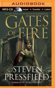 Gates of Fire av Steven Pressfield (Lydbok-CD)