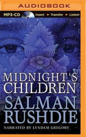 Midnight's Children av Salman Rushdie (Lydbok-CD)