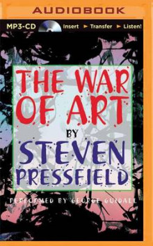 The War of Art av Steven Pressfield (Lydbok-CD)