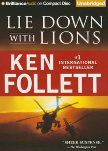 Lie Down with Lions av Ken Follett (Lydbok-CD)