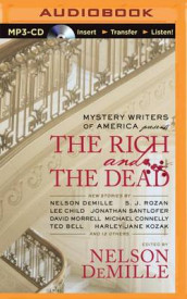 The Rich and the Dead av Mystery Writers of America (Lydbok-CD)