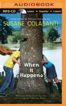 When It Happens av Susane Colasanti (Lydbok-CD)