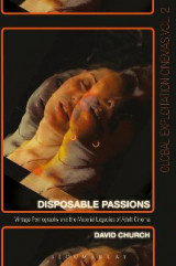 Omslag - Disposable Passions