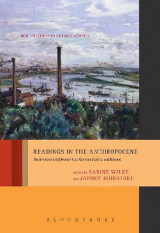 Omslag - Readings in the Anthropocene