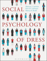 Omslag - Social Psychology of Dress