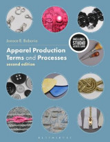 Omslag - Apparel Production Terms and Processes