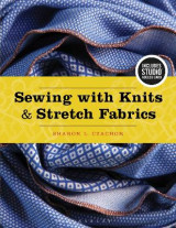 Omslag - Sewing with Knits and Stretch Fabrics