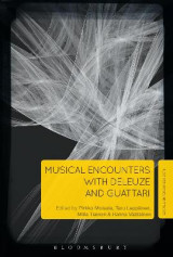 Omslag - Musical Encounters with Deleuze and Guattari