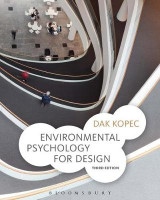 Omslag - Environmental Psychology for Design