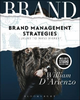 Omslag - Brand Management Strategies