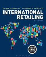 Omslag - International Retailing