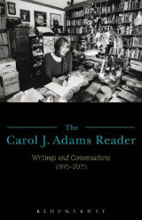 Omslag - The Carol J. Adams Reader