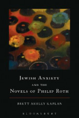 Omslag - Jewish Anxiety and the Novels of Philip Roth