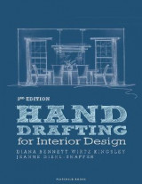 Omslag - Hand Drafting for Interior Design