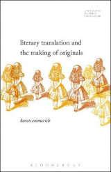 Omslag - Literary Translation and the Making of Originals