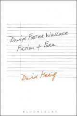 Omslag - David Foster Wallace: Fiction and Form