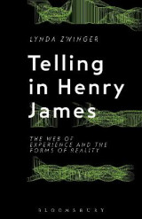 Omslag - Telling in Henry James