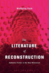 Omslag - The Literature of Reconstruction