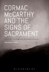Omslag - Cormac McCarthy and the Signs of Sacrament