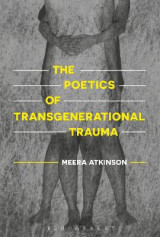 Omslag - The Poetics of Transgenerational Trauma