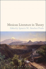 Omslag - Mexican Literature in Theory