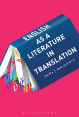 Omslag - English as a Literature in Translation
