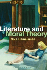 Omslag - Literature and Moral Theory