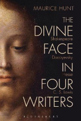 Omslag - The Divine Face in Four Writers