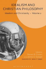 Omslag - Idealism and Christian Philosophy
