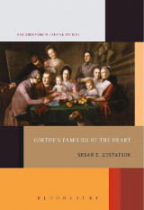 Omslag - Goethe's Families of the Heart