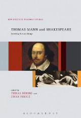 Omslag - Thomas Mann and Shakespeare