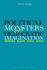 Omslag - Political Monsters and Democratic Imagination