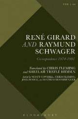 Omslag - Rene Girard and Raymund Schwager