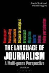 Omslag - The Language of Journalism