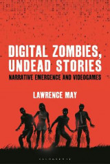 Omslag - Digital Zombies, Undead Stories