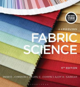 Omslag - J.J. Pizzuto's Fabric Science