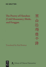 Omslag - The Poetry of Hanshan (Cold Mountain), Shide, and Fenggan