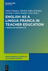 Omslag - English as a Lingua Franca in Teacher Education