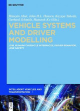 Omslag - Vehicle Systems and Driver Modelling