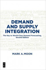 Omslag - Demand and Supply Integration