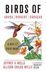 Omslag - Birds of Aruba, Bonaire, and Curacao