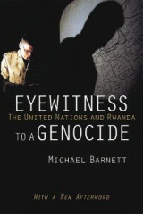 Omslag - Eyewitness to a Genocide (with a New Afterword)