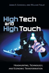 Omslag - High Tech and High Touch