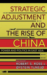 Omslag - Strategic Adjustment and the Rise of China