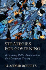 Omslag - Strategies for Governing